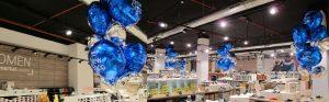 allestimenti aziendali con palloncini im myler