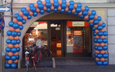 Inaugurazione punto vendita WIND a Codroipo