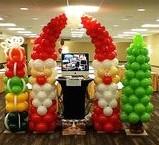 Allestimento natalizio e animazione nei centri commerciali: Conforama,Emmezeta e Despar