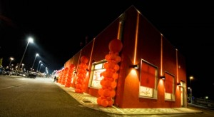 Palloncini personalizzati inaugurazione