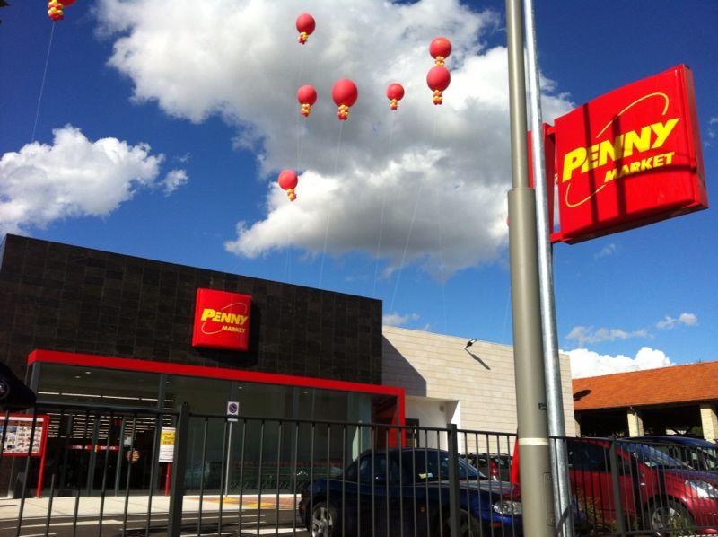 Inaugura A Pordenone un nuovo supermercato Penny Market