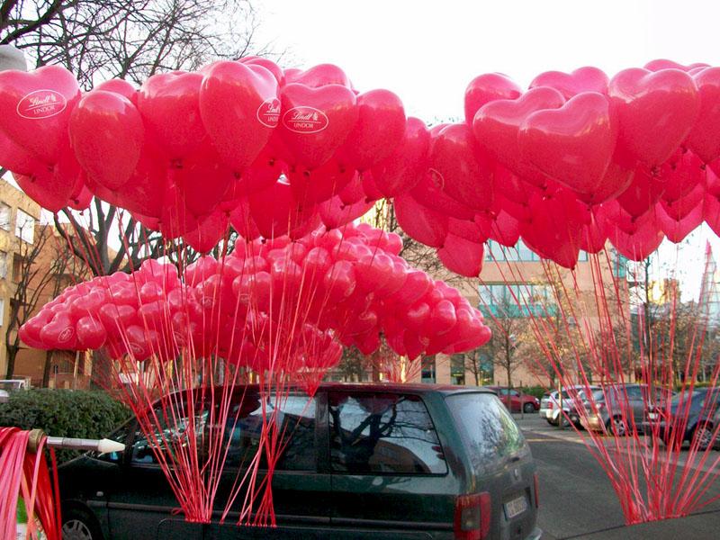 palloni rossi