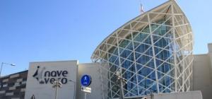 facciata esterna di un centro commerciale