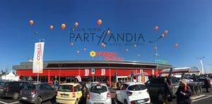 palloni giganti inaugurazioni