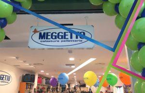 allestimento inaugurazione negozio