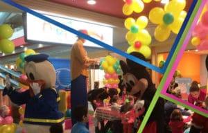 animazione per bambini centro commerciale