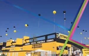 mongolfiere personalizzate inauguraizone