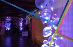 palloni ad elio luminosi