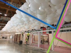 palloni di grandi dimensioni
