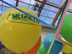 palloni giganti con stampa