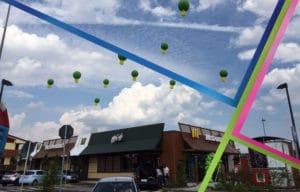 palloni giganti nuova apertura