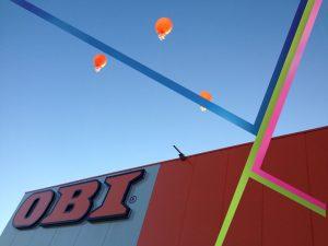 palloni stampati ad elio