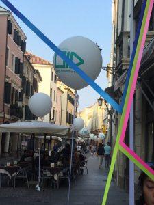 promuovere un evento con i palloni