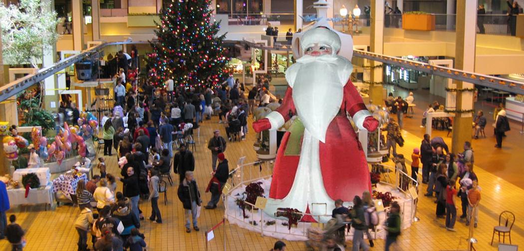 Gonfiabili di Natale Giganti