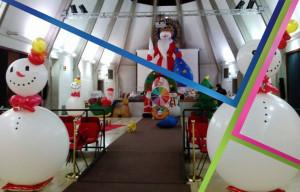 Allestimenti natalizi nei Centri Commerciali e Feste aziendali