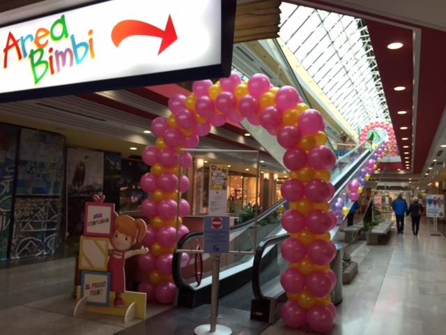 Sorprese pasquali al Centro Commerciale Friuli