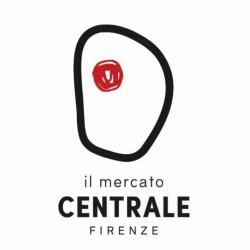 logo del mercato di firenze, sfondo bianco scritta nera