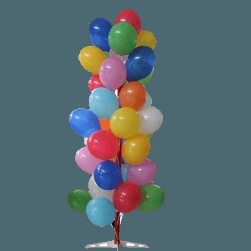 albero palloncini