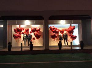 Vetrine San Valentino: ecco le novità più belle