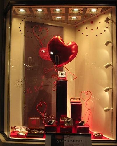 Vetrine Per San Valentino Kit Fai Da Te Per Vetrine Da Sogno