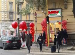 palloni inaugurazione