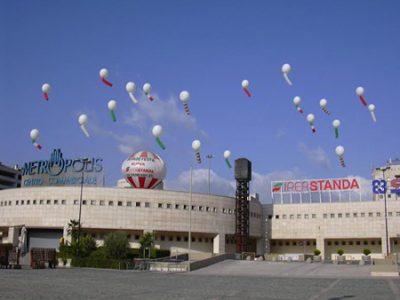 mongolfiere pubblicitarie