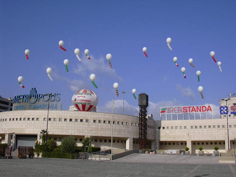 mongolfiere pubblicitarie pvc