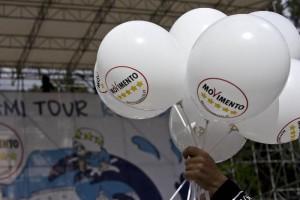 palloncini elezioni