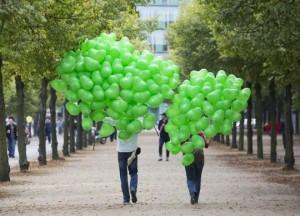 palloncini verrdi e