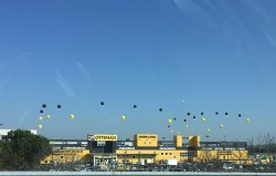 palloni ad elio giganti