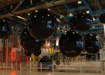 palloni giganti in pvc
