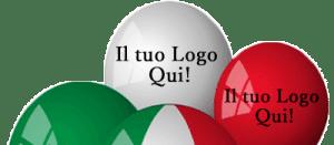 palloni per campagna elettorale personalizzati