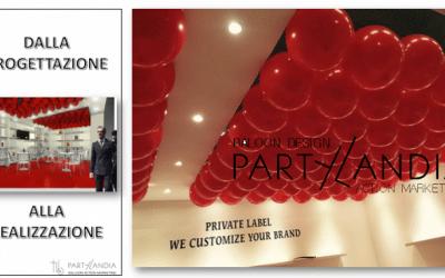 Allestimento stand fierisitici: Balloon Marketing Design