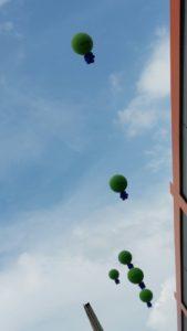 mongolfiere inaugurazione