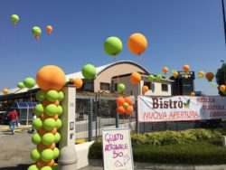 palloncini pubblicitari colorati