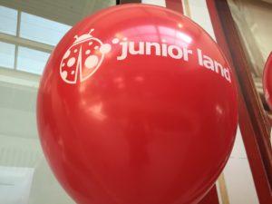 palloni giganti brandizzati