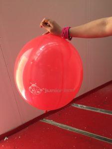 punchball personalizzati con elastico