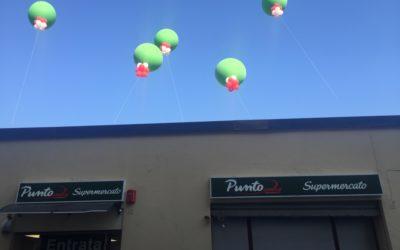 Inaugurazione supermercato a Firenze