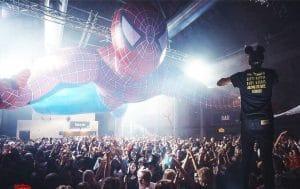 spiderman gigante