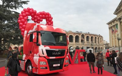 Marketing con palloncini a Verona