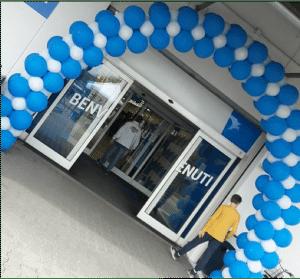 palloncini per nuova apertura