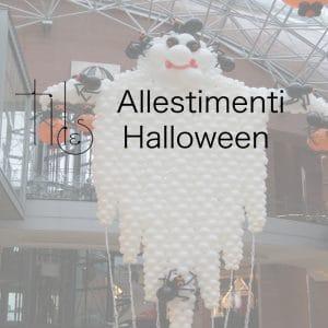 allestimenti halloween
