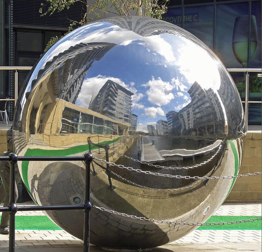Pallone Gigante Promozionale