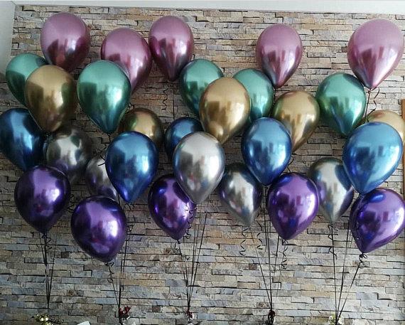 palloncini cromati