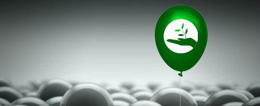 Palloncini in Cielo Ecosostenibili per una Scelta Consapevole