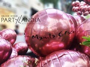 sreet marketing con i palloncini personalizzati
