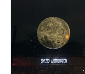 pianeti gonfiabili in pvc illuminati