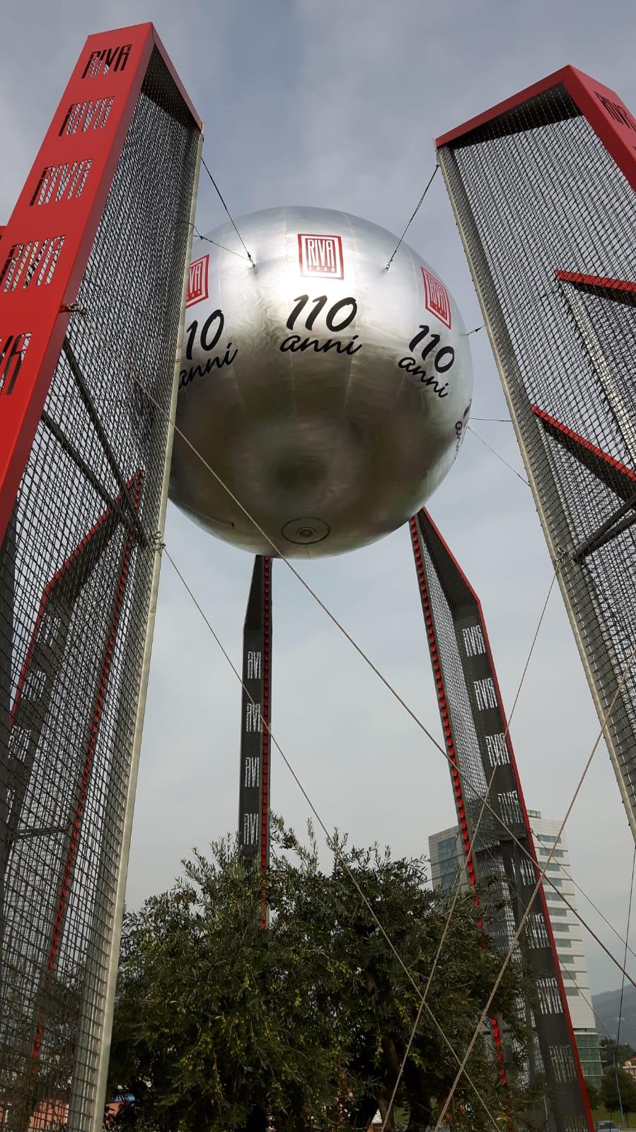 Pallone gigante gonfiabile