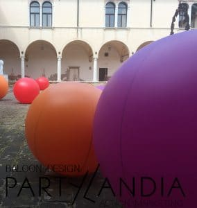 sfere giganti