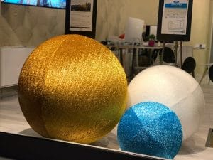 sfere natalizie
